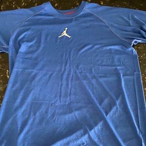 Jordan dri -fit tshirt. brand new with tags